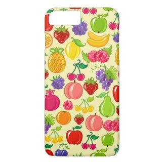 Coque iPhone 8 Plus/7 Plus Fruit