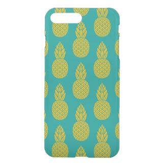 Coque iPhone 8 Plus/7 Plus Fruit tropical d'ananas