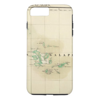 Coque iPhone 8 Plus/7 Plus Galapagos Océanie aucuns 17