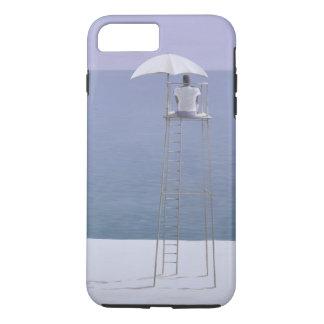 Coque iPhone 8 Plus/7 Plus Garde 2004 de plage