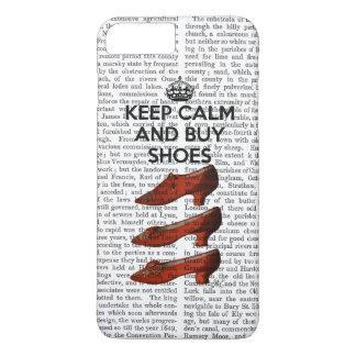 Coque iPhone 8 Plus/7 Plus Gardez les chaussures calmes d'achat