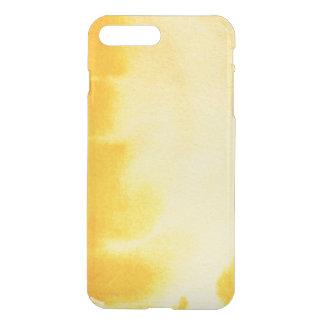 Coque iPhone 8 Plus/7 Plus grand arrière - plan d'aquarelle - peintures 2