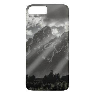 Coque iPhone 8 Plus/7 Plus Groupe trés haut et distinctif de cathédrale