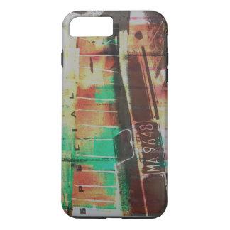 Coque iPhone 8 Plus/7 Plus Grunge