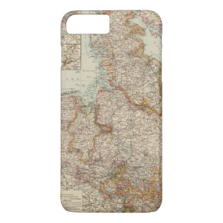 Coque iPhone 8 Plus/7 Plus Hannovre, Schleswig-Holstein