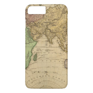 Coque iPhone 8 Plus/7 Plus Hémisphère oriental 10