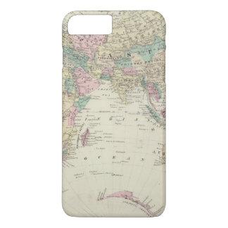 Coque iPhone 8 Plus/7 Plus Hémisphère oriental 14