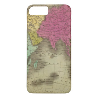 Coque iPhone 8 Plus/7 Plus Hémisphère oriental 15 2