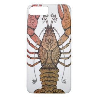 Coque iPhone 8 Plus/7 Plus Homard de style