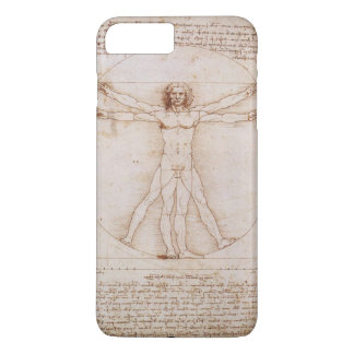 Coque iPhone 8 Plus/7 Plus Homme de Vitruvian