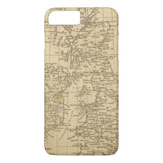 Coque iPhone 8 Plus/7 Plus Îles britanniques 5