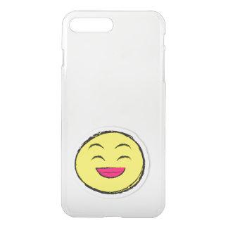 Coque iPhone 8 Plus/7 Plus iphone 7 - cas d'emoji
