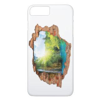 Coque iPhone 8 Plus/7 Plus iphone (de lagune) 7/8 cas