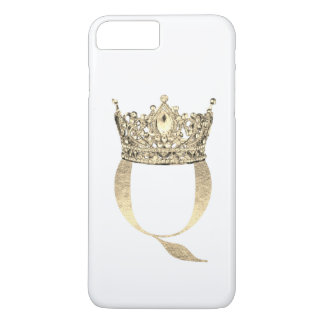 Coque iPhone 8 Plus/7 Plus iPhone de reine 7/8 cas