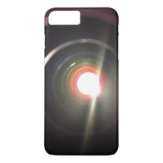 Coque iPhone 8 Plus/7 Plus iPhone de soleil d'arc-en-ciel 8 Plus/7 plus le