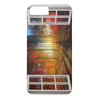 Coque iPhone 8 Plus/7 Plus iphone (de vue de chute) 7/8 cas
