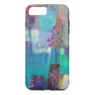Coque iPhone 8 Plus/7 Plus Jardin crépusculaire 2012