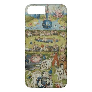 Coque iPhone 8 Plus/7 Plus Jardin des plaisirs terrestres, 1490-1500