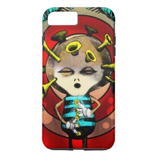 Coque iPhone 8 Plus/7 Plus Jazzplayer 2012