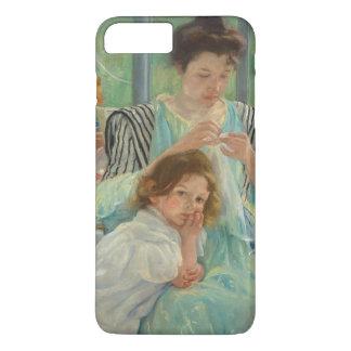 Coque iPhone 8 Plus/7 Plus Jeune couture de mère