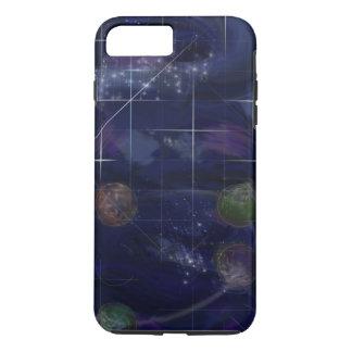 Coque iPhone 8 Plus/7 Plus Jour 4 de genèse : Étoiles 2014