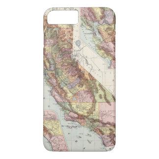 Coque iPhone 8 Plus/7 Plus La Californie 8