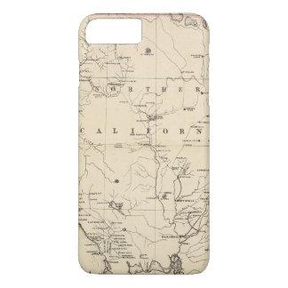 Coque iPhone 8 Plus/7 Plus La Californie du nord