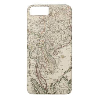 Coque iPhone 8 Plus/7 Plus La Chine, Inde, Asie