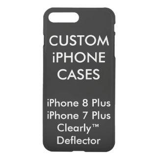 Coque iPhone 8 Plus/7 Plus La coutume a personnalisé la caisse 8 plus et 7