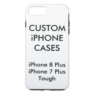 Coque iPhone 8 Plus/7 Plus La coutume a personnalisé la caisse de Shell dure