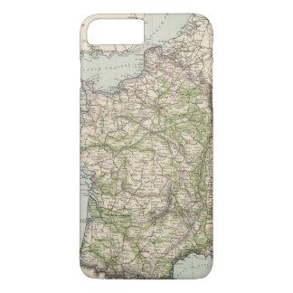 Coque iPhone 8 Plus/7 Plus La France 26