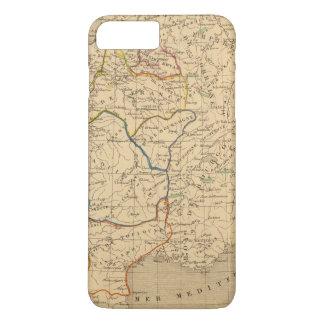 Coque iPhone 8 Plus/7 Plus La France 843 des 987