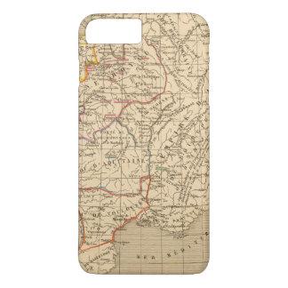 Coque iPhone 8 Plus/7 Plus La France 996 un 1108