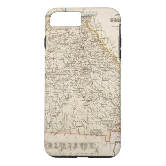 Coque iPhone 8 Plus/7 Plus La Géorgie 14