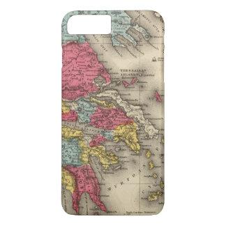 Coque iPhone 8 Plus/7 Plus La Grèce antique 2