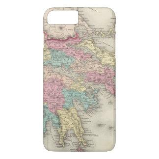 Coque iPhone 8 Plus/7 Plus La Grèce et la République ionienne