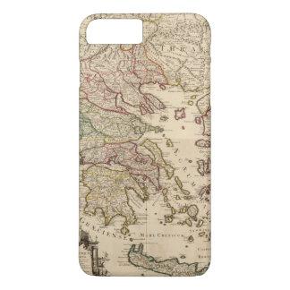 Coque iPhone 8 Plus/7 Plus La Grèce et le Macédoine