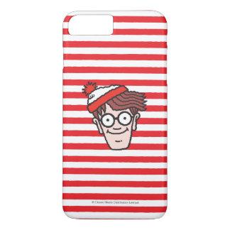 Coque iPhone 8 Plus/7 Plus Là où est Waldo faites face