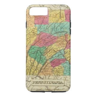 Coque iPhone 8 Plus/7 Plus La Pennsylvanie 11