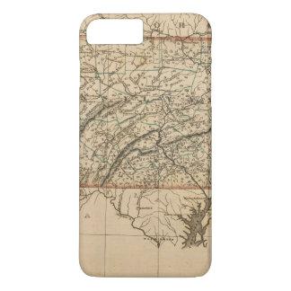 Coque iPhone 8 Plus/7 Plus La Pennsylvanie, New Jersey