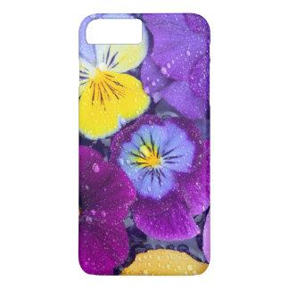 Coque iPhone 8 Plus/7 Plus La pensée fleurit le flottement dans le bain