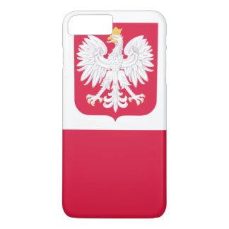 Coque iPhone 8 Plus/7 Plus La Pologne