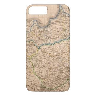 Coque iPhone 8 Plus/7 Plus La Pologne et la Russie