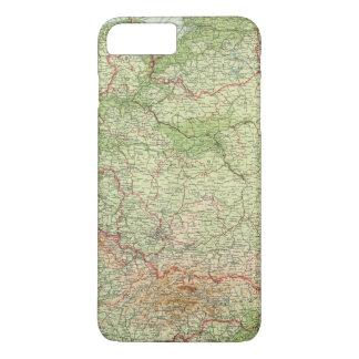 Coque iPhone 8 Plus/7 Plus La Pologne et la Tchécoslovaquie