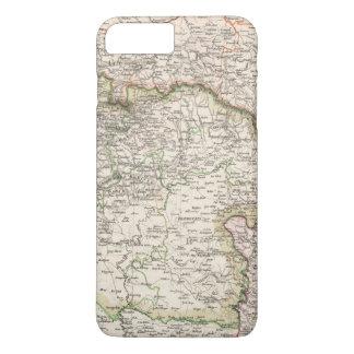 Coque iPhone 8 Plus/7 Plus La Pologne, Slovaquie