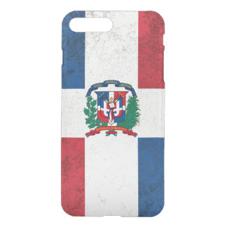 Coque iPhone 8 Plus/7 Plus La République Dominicaine