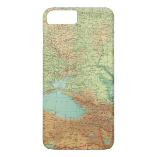 Coque iPhone 8 Plus/7 Plus La Russie du sud