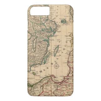 Coque iPhone 8 Plus/7 Plus La Scandinavie, mer baltique, Suède, Danemark