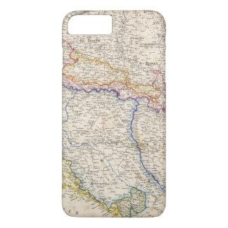 Coque iPhone 8 Plus/7 Plus La Serbie, Bosnie
