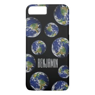 Coque iPhone 8 Plus/7 Plus La terre de planète
